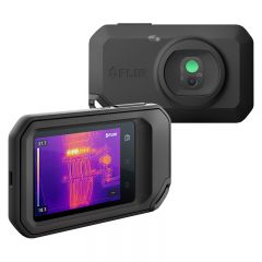 FLIR C5 Compact Thermal Camera with Cloud Connectivity & Wi-Fi