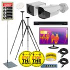 HikVision DS-2TD2617B-6/PA Pro Solutions Kit