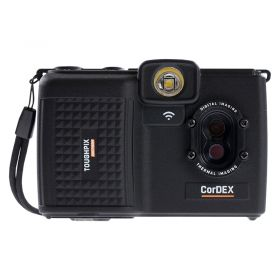 CorDEX TP3r TOUGHPIX DIGITHERM Digital & Thermal Imaging Camera - Front