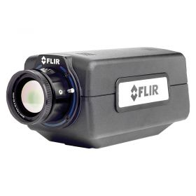 FLIR A6604 Continuous Gas Leak Detection Thermal Camera