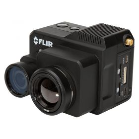 FLIR Duo™ Pro R 640 High-Resolution Thermal and Visible Light Imager for Drones