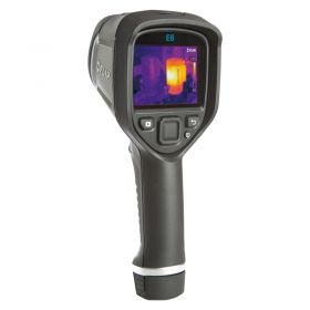 FLIR E6-XT Thermal Camera with Wi-Fi (9Hz) - Back