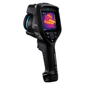 FLIR E75 Thermal Camera Angled Screen