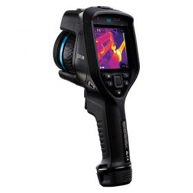 FLIR E85 Thermal Camera Angled Screen