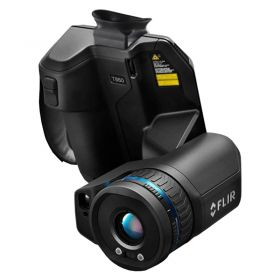 FLIR T860 High-Performance Thermal Imaging Camera - Front