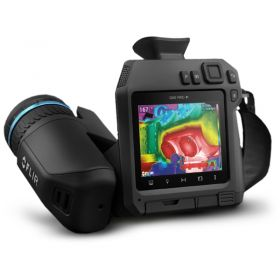 FLIR GF77 Gas Find Uncooled IR Thermal Camera with 25° Lens