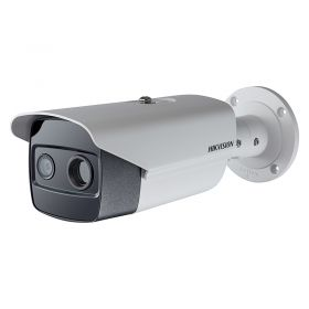 Hikvision DS-2TD2636B DeepinView Bullet Body Temp Thermal Cameras