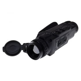 Pulsar Helion XQ38F Thermal Scope (50Hz) for Outdoor/Security Applications - Side View