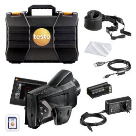 Testo 890 FeverDetection Kit –Thermal Camera w/ FeverDetection Function