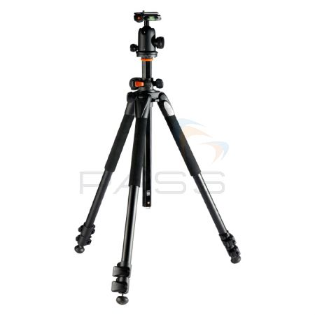 """FREE Professional 173cm (79"""") Tripod with 360° Ball Head & Carry Bag"""