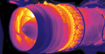 Mechanical Thermal Camera Application