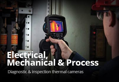 Electrical, Mechanical & Process Thermal Cameras
