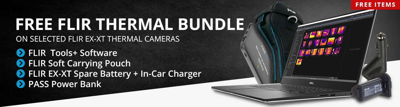 Free FLIR Thermal Bundle