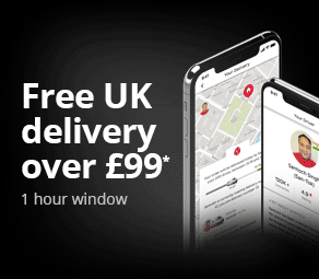 Free Mainland UK Delivery over £99