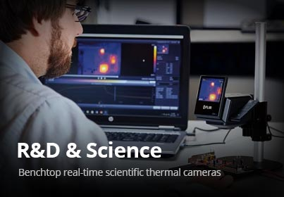Research & Development / Science Thermal Cameras