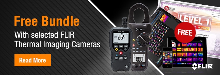 Free Bundle with selected FLIR Cameras