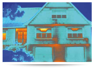 Building Thermal Image