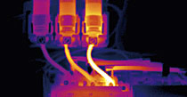 Electrical Thermal Camera Application