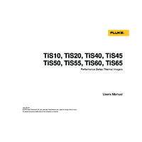Fluke TiS10 Thermal Camera - User Manual
