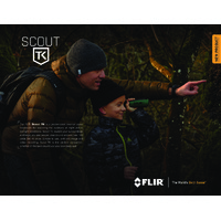 FLIR Scout TK Thermal Camera - Datasheet
