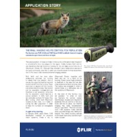 FLIR Scout II 640 Hunting Application Story