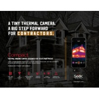 Seek Thermal Compact Smartphone Thermal Camera for Android - Datasheet