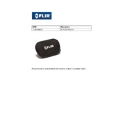 FLIR T130129ACC Pouch for C2 & C3 Thermal Cameras - Datasheet