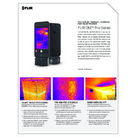 FLIR One Pro-Series Thermal Cameras for Smartphones - Datasheet