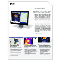 FLIR Thermal Studio Software - Datasheet