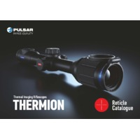 Pulsar Thermion Thermal Imaging Weapon Scopes - Reticle Catalogue