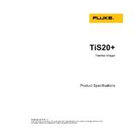 Fluke TiS20+ Thermal Imager (9Hz) - Product Specifications
