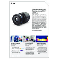 FLIR A400 & A700 Elevated Body Temperature Screening Thermal Camera - Datasheet