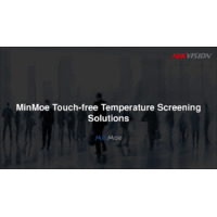 Hikvision Face Recognition & Temperature-Screening Solutions - Presentation