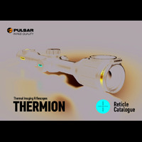 Pulsar Thermion Thermal Imaging Weapon Scope - Reticle Catalogue